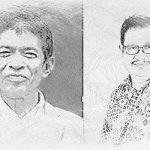 Para Perintis Dakwah Kampus: Achmad Aryandra dan Agus Nurhadi dalam Kenangan