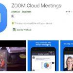 Cara Menggunakan Aplikasi Zoom Meeting di Android dan PC
