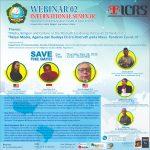 International Seminar Department of Communication, Faculty of Social Sciences Universitas Islam Nege...