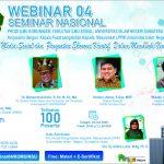 """Seminar Nasional : """"Media Sosial dan  Penguatan Ekonomi Kreatif  Dalam Memasuki New Normal"""""""