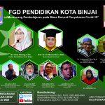 Rekaman FGD Pendidikan Kota Binjai- MD KAHMI Kota Binjai