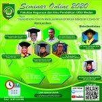 Seminar Online 2020 | FKIP UISU Medan